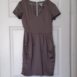 Grey/silver dress